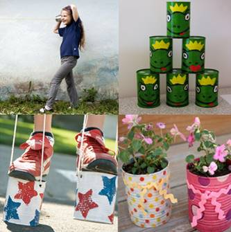 December 2015 cantastic diy projects to keep youngsters occupied caption collect a can shares four green cantastic diy projects that will keep youngsters occupied this season holiday and bring families together through solutioingenieria Choice Image